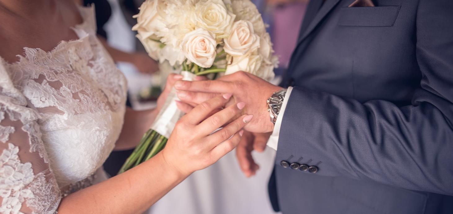 Svadba je krásna