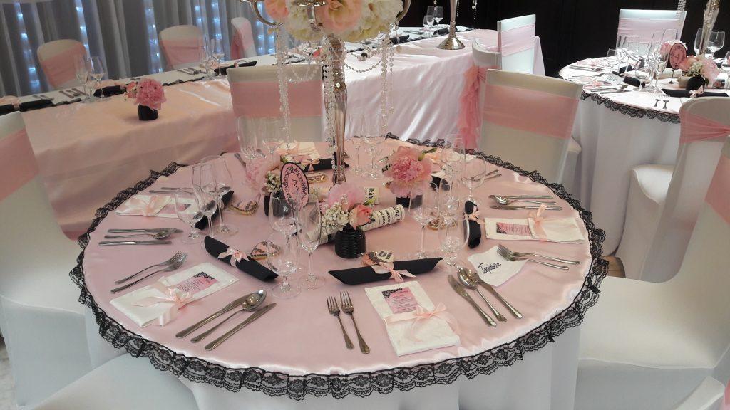 Okrúhle stoly